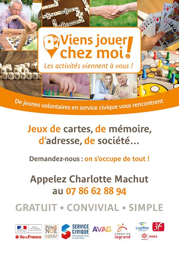 Presentation Viens Jouer Chez Moi