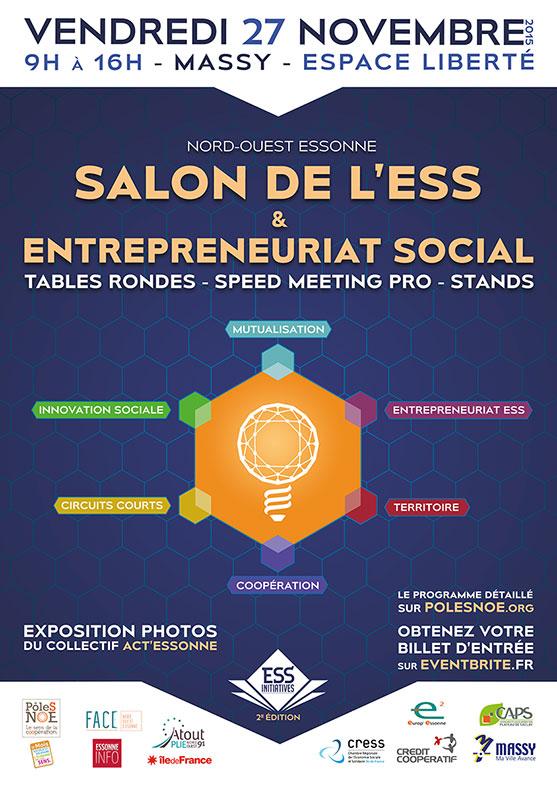 Salon ESS Initiatives 2015